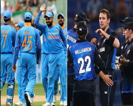 NZvsIND : टॉस रिपोर्ट: न्यूज़ीलैंड ने टॉस जीता पहले बल्लेबाजी का फैसला, दिग्गज भारतीय खिलाड़ी हुआ बाहर 4