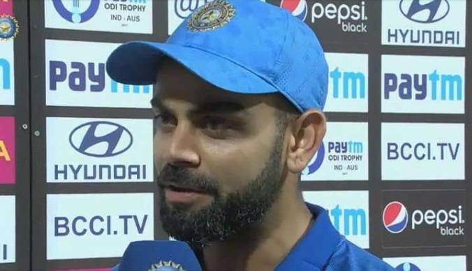 भारतीय टीम की जीत के बाद कप्तान विराट कोहली ने खोला राज, शिखर धवन ने की थी मैच के दौरान उनसे ये रिक्वेस्ट
