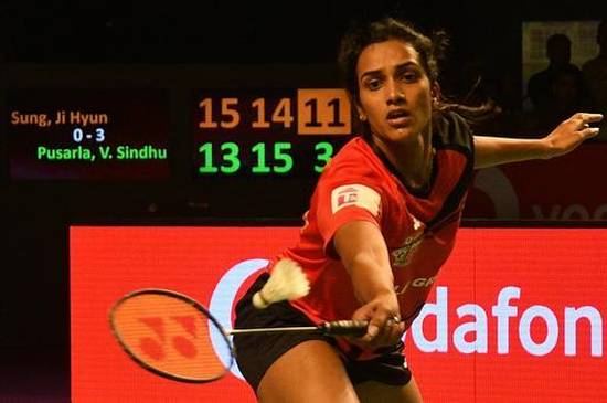 Badminton: Marin made Indu out of Indonesia Masters