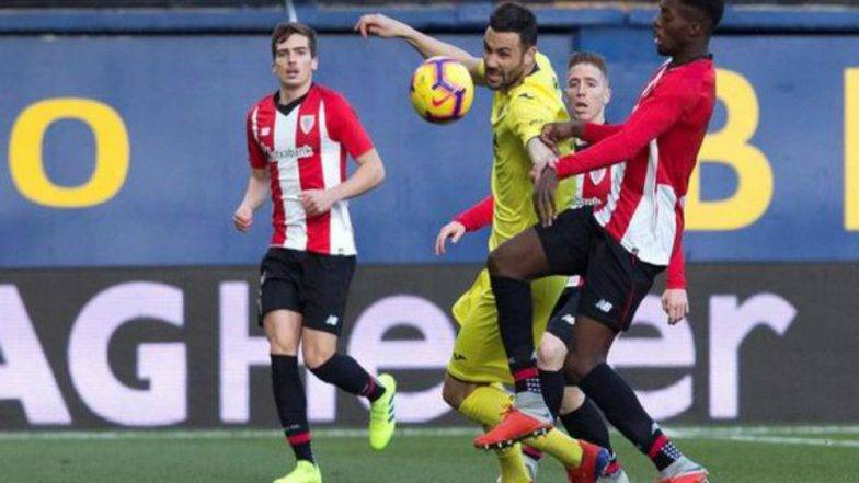 Spanish League: Atletic Club Draws Played By Villarial