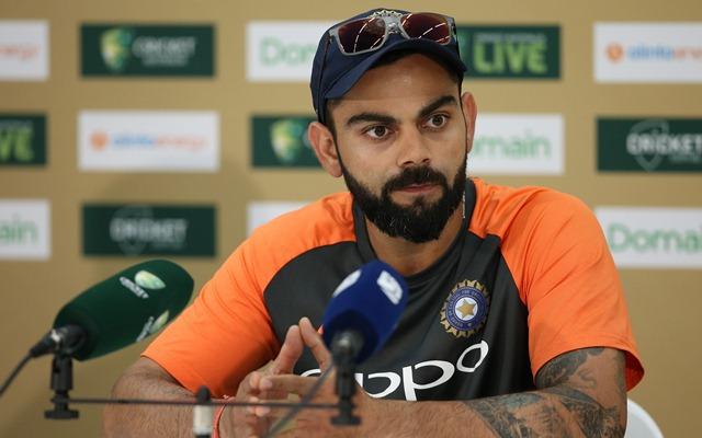 AUSvsIND: विराट कोहली ने बताया, क्यों नंबर 4 पर बल्लेबाजी करने आये महेंद्र सिंह धोनी
