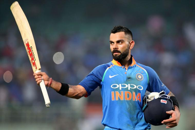 Kohli becomes the first player to win 3 major ICC awards