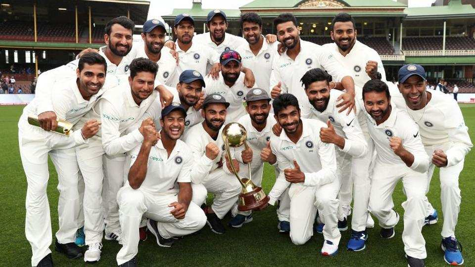 Sydney Test: India won 2-1 against Australia