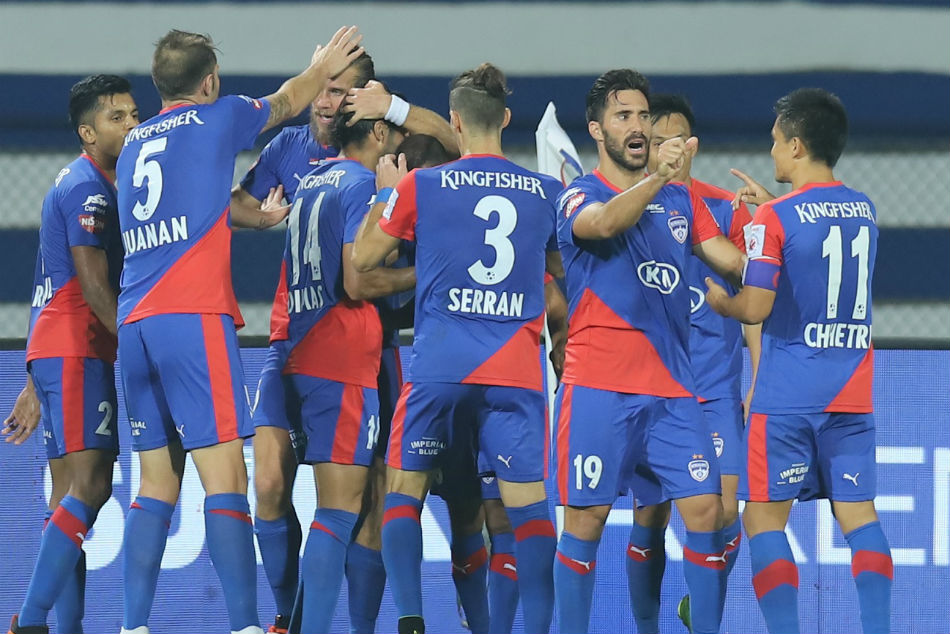ISL-5: Bangalore ready to challenge its home in Bangalore