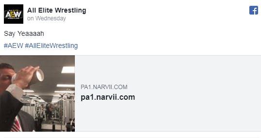WWE की विरोधी कंपनी कर रही आग में घी डालने का काम, अब किया कुछ ऐसा 1
