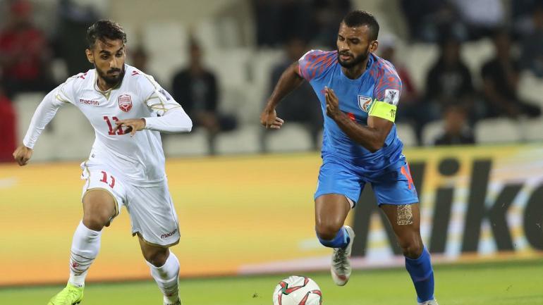 एएफसी एशियन कप : बहरीन से हारकर टूर्नामेंट से बाहर हुआ भारत