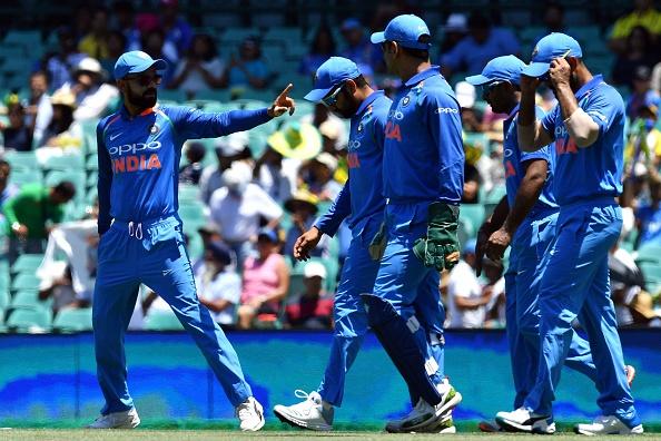 AUSvIND: टॉस के समय भारतीय कप्तान विराट कोहली को सताई हार्दिक पंड्या और केएल राहुल की याद, कहा... 3