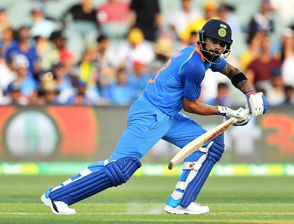 भारतीय टीम के बल्लेबाज विराट कोहली को ये तीन बल्लेबाज कर सकते हैं वनडे क्रिकेट की नंबर वन रैंकिंग से बेदखल