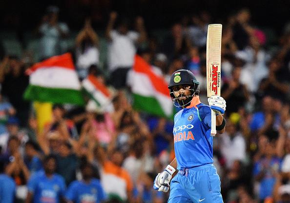 भारतीय टीम को क्रिकेट का सुपर पावर बनाना चाहता हूँ: विराट कोहली 1