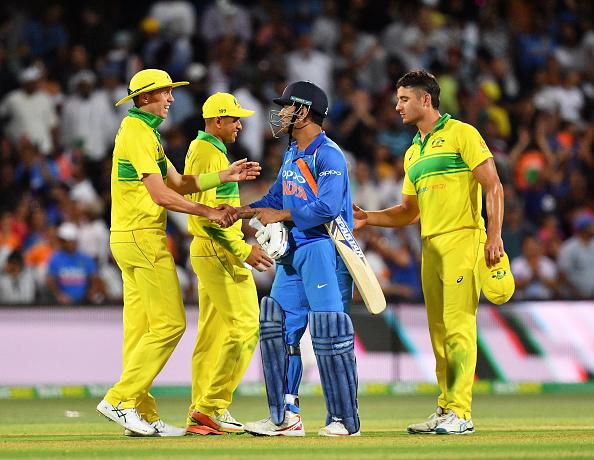 AUSvsIND- भारतीय टीम के सलामी बल्लेबाज शिखर धवन ने एडिलेड जीत के बाद इन्हें दिया जीत का श्रेय