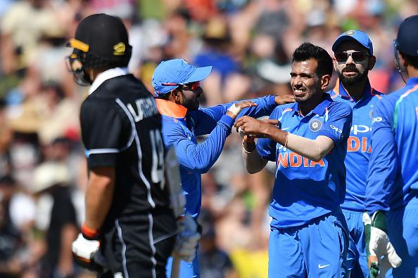 India vs New Zealand 2019: भारत ने पहले वनडे में न्यूजीलैंड को डकवर्थ लुईस नियम से 8 विकेट से हराया 2
