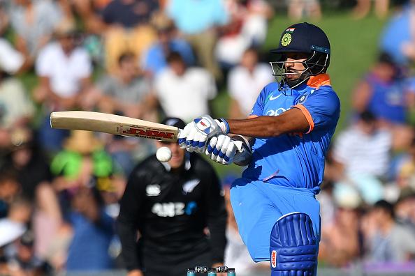 India vs New Zealand 2019: भारत ने पहले वनडे में न्यूजीलैंड को डकवर्थ लुईस नियम से 8 विकेट से हराया 4