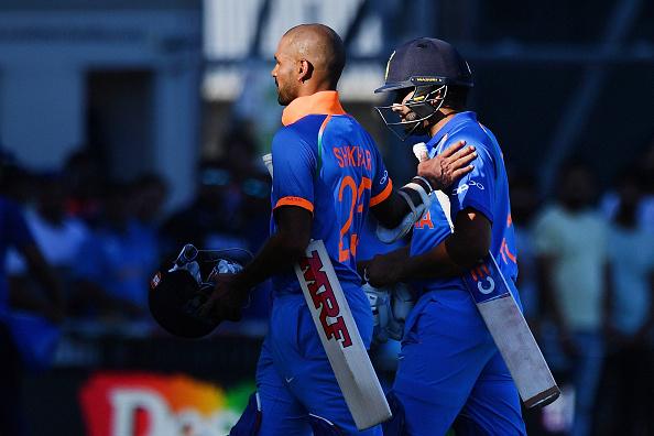 India vs New Zealand 2019: भारत ने पहले वनडे में न्यूजीलैंड को डकवर्थ लुईस नियम से 8 विकेट से हराया 3