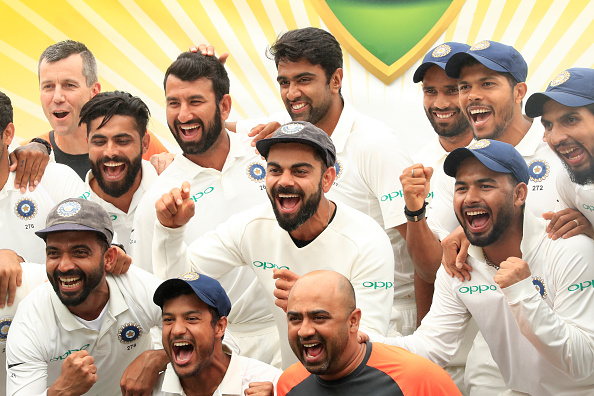 AUSvsIND- सीरीज जीत के पूर्व कप्तान सौरव गांगुली ने भारतीय टीम के खिलाड़ियों को दी बधाई 2