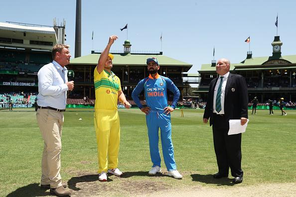 AUSvIND: टॉस के समय भारतीय कप्तान विराट कोहली को सताई हार्दिक पंड्या और केएल राहुल की याद, कहा... 2