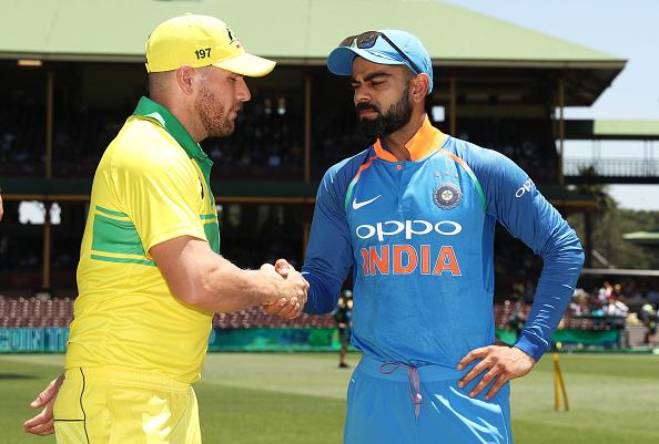 AUSvsIND, सिडनी वनडे: जीत के बाद खुश दिखे आरोन फिंच, बताया क्यों भारत के सामने की धीमी शुरुआत 1