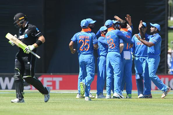 India vs New Zealand 2019: भारत ने पहले वनडे में न्यूजीलैंड को डकवर्थ लुईस नियम से 8 विकेट से हराया