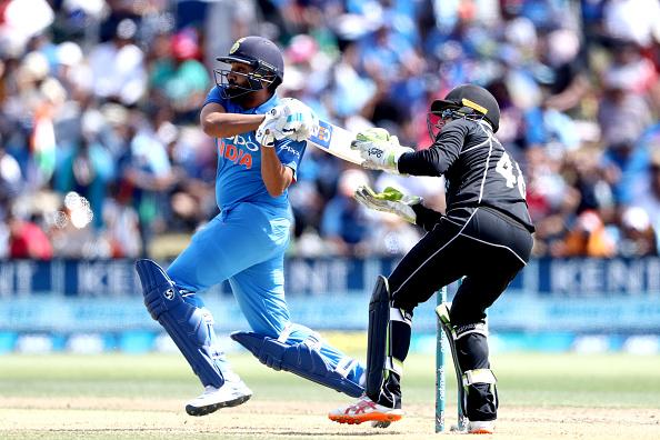 STATS : NZvsIND : तीसरे वनडे में बने 10 रिकॉर्ड, ऐसा करने वाले दुनिया के एकलौते खिलाड़ी बने रोहित शर्मा 2