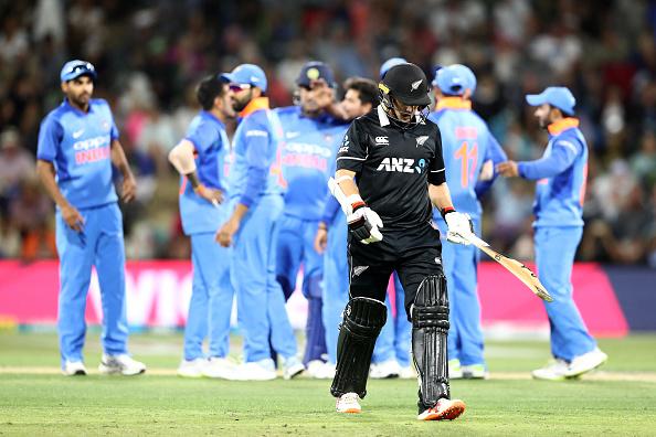 STATS : NZvsIND : तीसरे वनडे में बने 10 रिकॉर्ड, ऐसा करने वाले दुनिया के एकलौते खिलाड़ी बने रोहित शर्मा