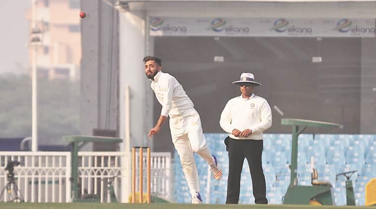 रणजी ट्रॉफी 2018-19: कर्नाटक की खतरनाक गेंदबाजी से बैकफुट पर सौराष्ट्र 2