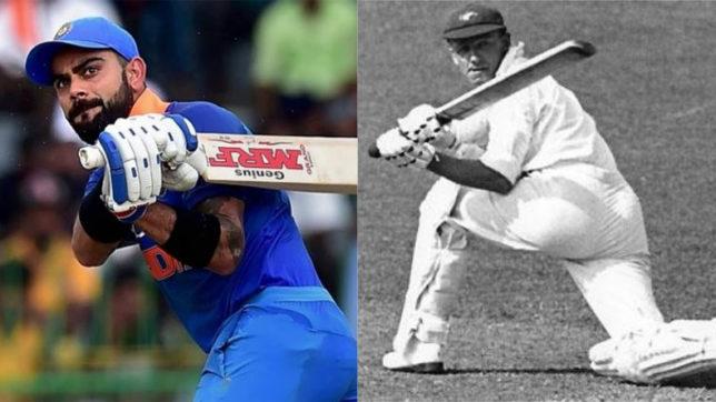 इस ऑस्ट्रेलियाई दिग्गज ने की भविष्यवाणी, विराट कोहली होंगे वनडे क्रिकेट के सर डॉन ब्रैडमैन 32