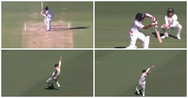 वीडियो : कुर्टिस पैटरसन ने हवा में उछलकर पकड़ा क्रिकेट इतिहास के सर्वश्रेष्ठ कैचो में से एक