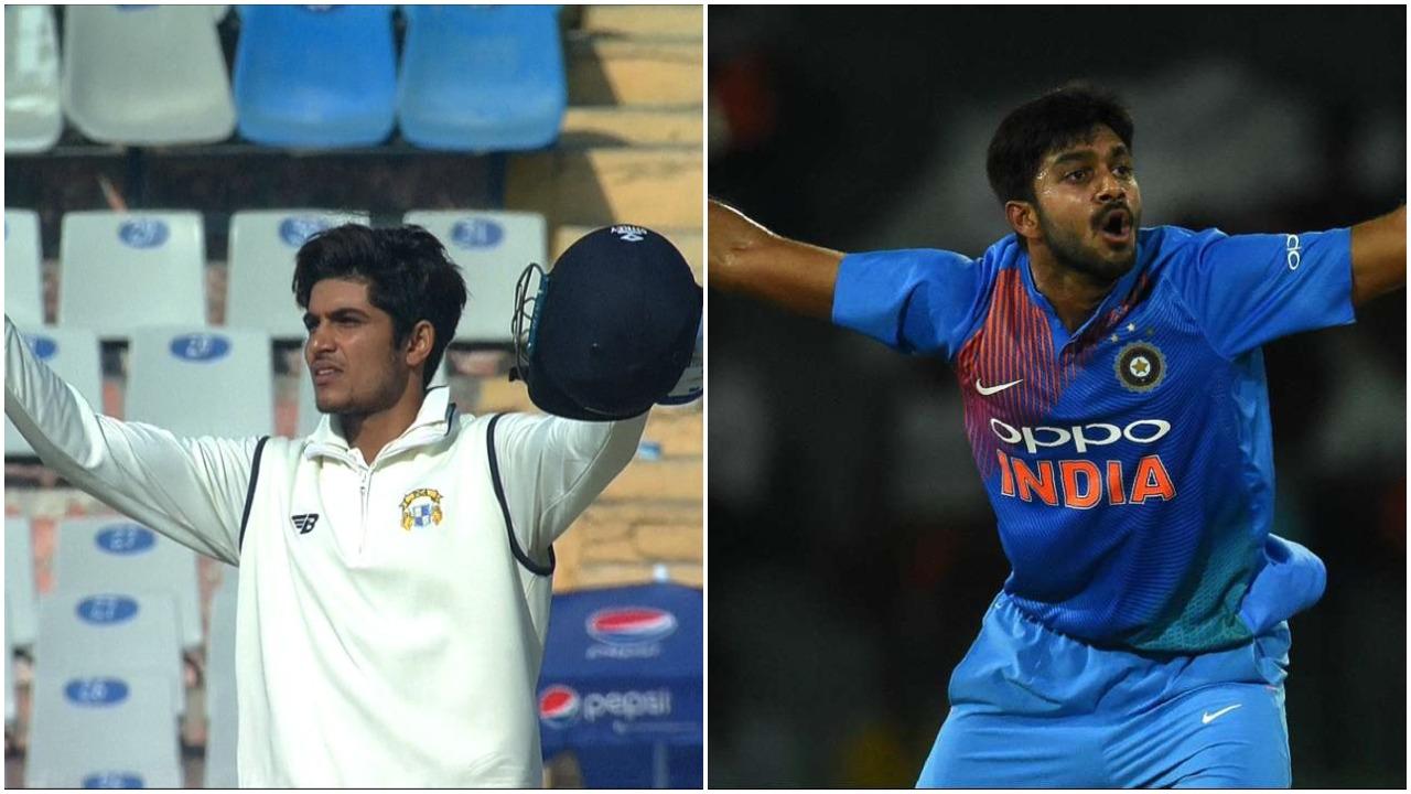 हार्दिक, राहुल के स्थान पर शुभमन, विजय वनडे टीम में शामिल
