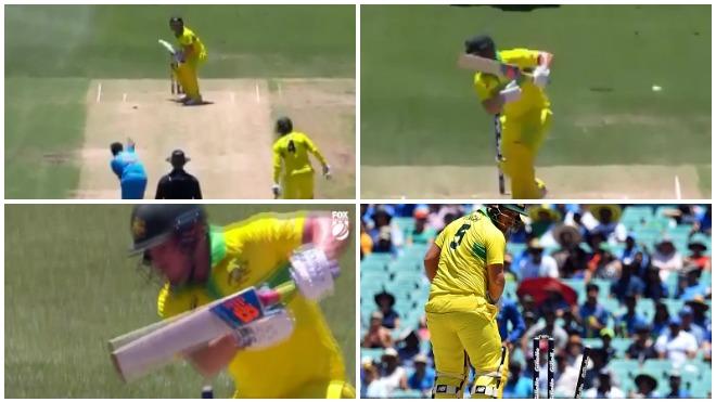 वीडियो : 2.2वें ओवर में आरोन फिंच को आउट कर भुवनेश्वर कुमार ने रचा इतिहास, देश के लिए यह रिकॉर्ड बनाने वाले बने 19वें गेंदबाज 51