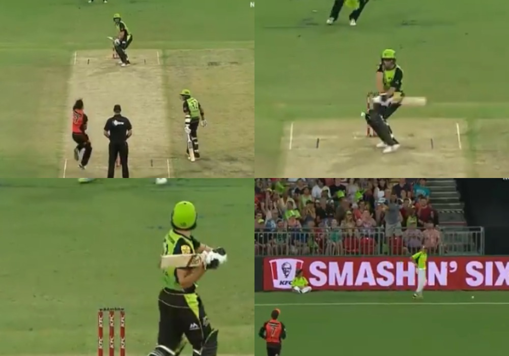 वीडियो: नए मिस्टर 360 बनने की राह पर जोस बटलर, तेज गेंदबाजी पर खेला अजीबोगरीब शॉट 5