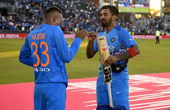 हार्दिक पंड्या और केएल राहुल पर प्रतिबंध लगने से, सीरीज से पहले ऐसे मुश्किल में पड़ी 'भारतीय टीम'!
