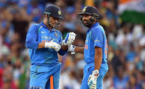 Right to bat on Dhoni number-4: Rohit