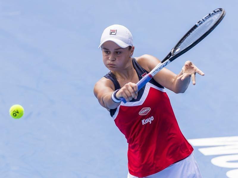 टेनिस : क्वितोवा सिडनी कप के फाइनल में बार्टी से भिड़ेगी