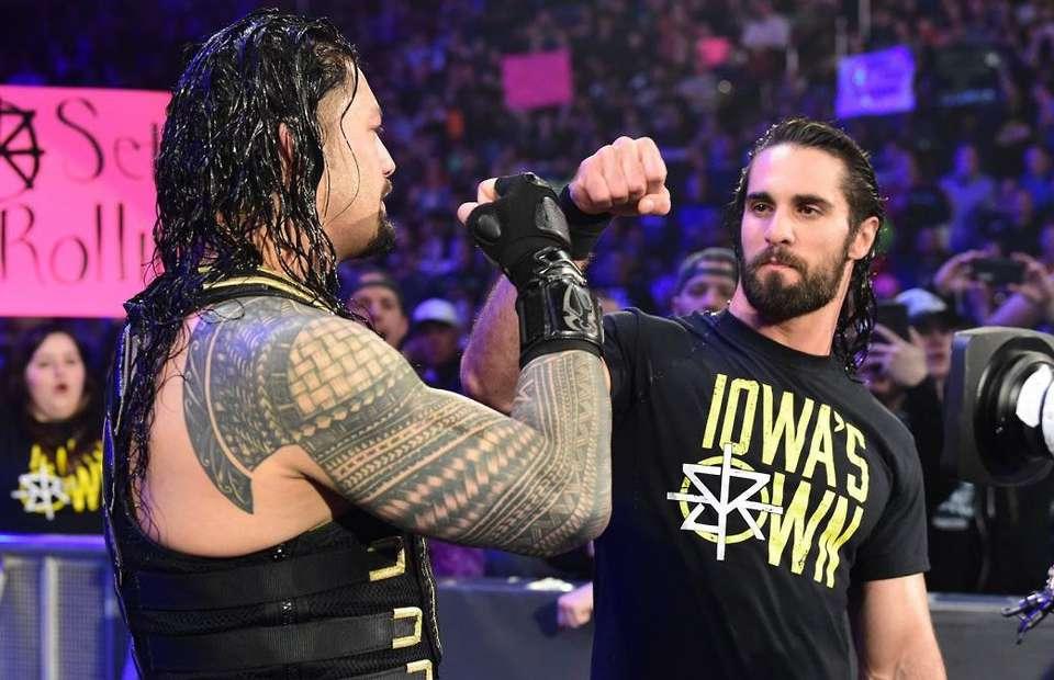 रोमन रेंस WWE में वापसी को उत्सुक: सैथ रोलिंस 46