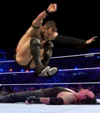 फिन बैलर ने उड़ाया अंडरटेकर का मज़ाक, विरोध में उतरे WWE प्रशंसक 1