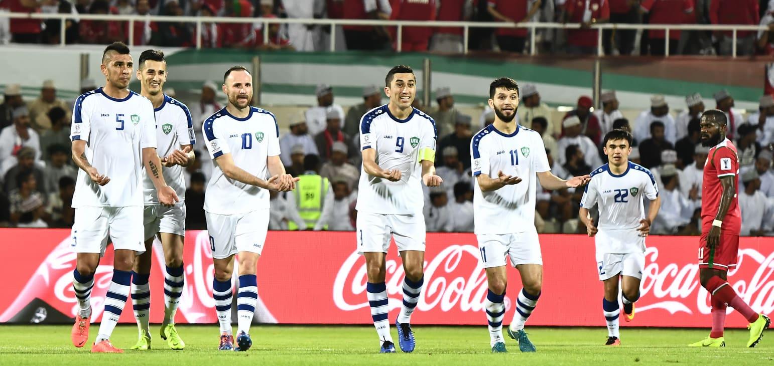 एएफसी एशियन कप : उजबेकिस्तान ने ओमान को 2-1 से हराया