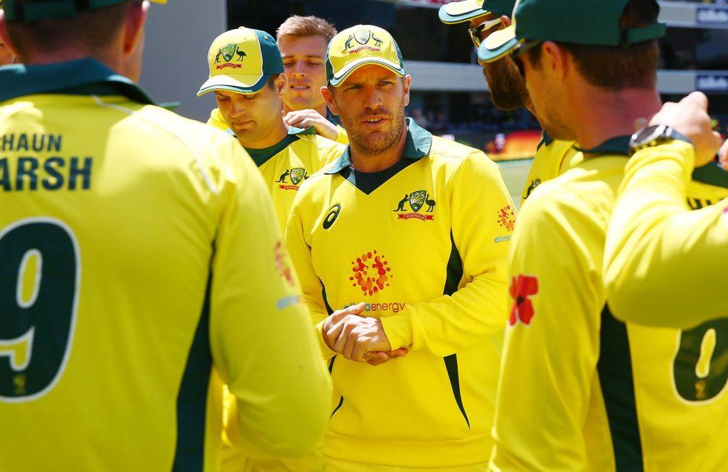 INDvsAUS: एरोन फिंच ने इन्हें ठहराया पहले वनडे में मिली हार का जिम्मेदार 3