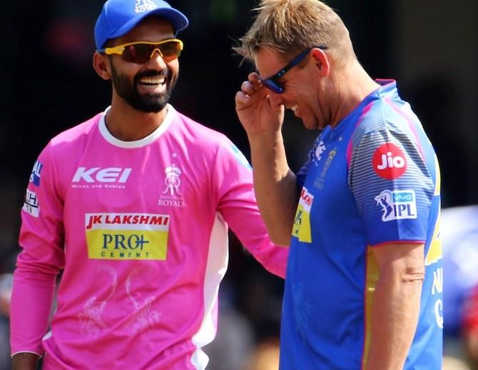 अजिंक्य रहाणे दिल्ली कैपिटल्स में हुए शामिल, राजस्थान को दिए ये 2 खिलाड़ी 1