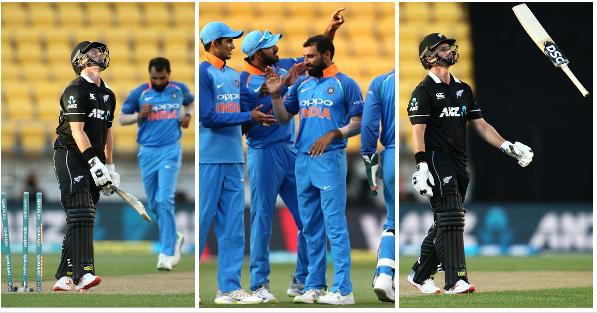 India vs Newzealand- वीडियो: पारी के 10वें ओवर में कोलिन मुनरो करने गए कुछ ऐसा कि उड़ गई गिल्लियां, देखे वीडियो 35