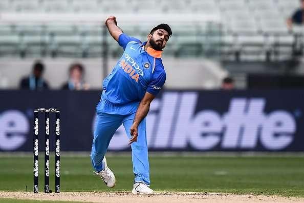 ऑस्ट्रेलिया के खिलाफ सीरीज में गेंदबाजी में अच्छा प्रदर्शन करना मेरा लक्ष्य: विजय शंकर 1