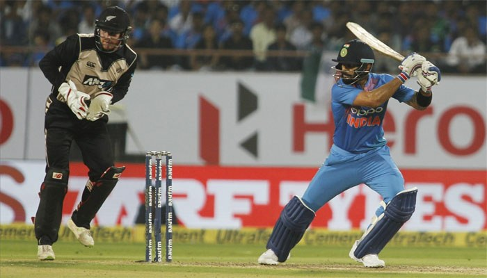 ICC ODI team rankings: New Zealand rolled fourth