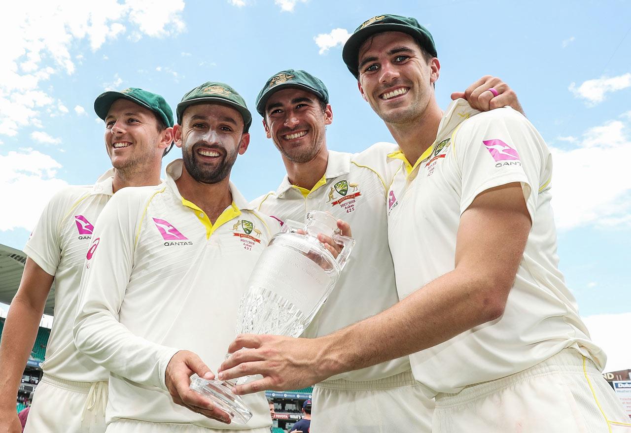 आईसीसी ने घोषित की नई टेस्ट रैंकिंग, पैट कमिंस नंबर एक गेंदबाज बने, देखें किस स्थान पर हैं भारतीय 39
