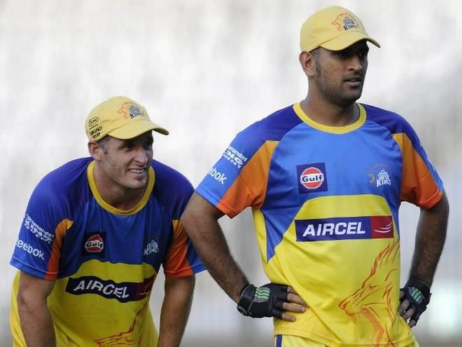 ऑस्ट्रेलियाई दिग्गज माइक हसी ने बताया धोनी को विश्व कप में किस स्थान पर करनी चाहिए बल्लेबाजी 2