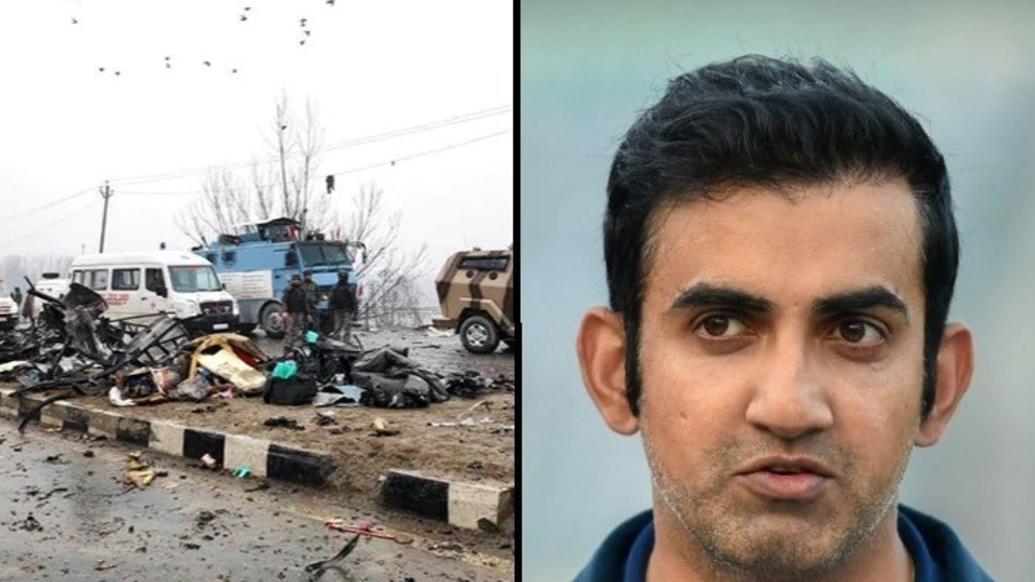 पाकिस्तान से अब मेज पर नहीं, युद्ध के मैदान में बात हो : गंभीर