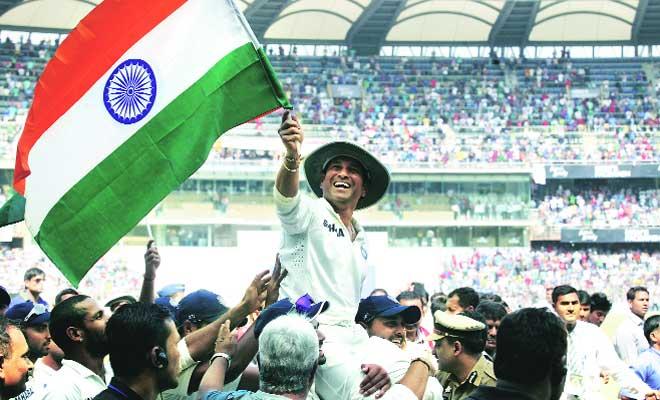 सचिन तेंदुलकर के आखिरी टेस्ट मैच में ये थी 11 सदस्यी भारतीय टीम, जाने कहाँ हैं बाकी के 10 खिलाड़ी 15
