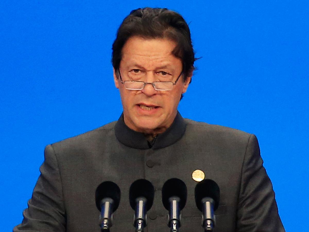 पाकिस्तानी प्रधानमंत्री इमरान खान ने भारत पर कसा तंज, पाकिस्तान 7 गुना बड़े भारत को बुरी तरह हराता था 13