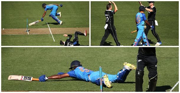 वीडियो : 31.5 ओवर में रायडू और शंकर के बीच हुई मिस अंडरस्टैंडिंग, इस तरह भारत को भुगतना पड़ा खामियाजा 47