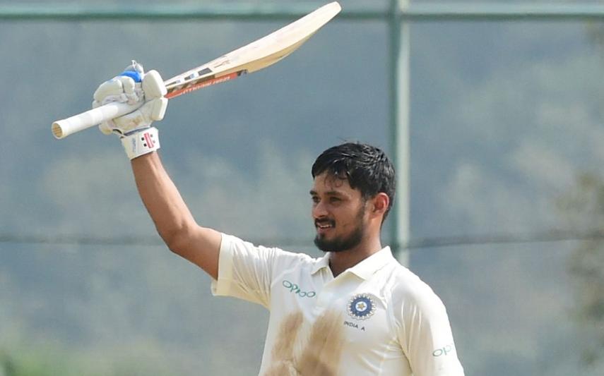 इंग्लैंड लायंस के कोच एंडी फ्लावर ने इन 2 भारतीय बल्लेबाजों की जमकर तारीफ की 1