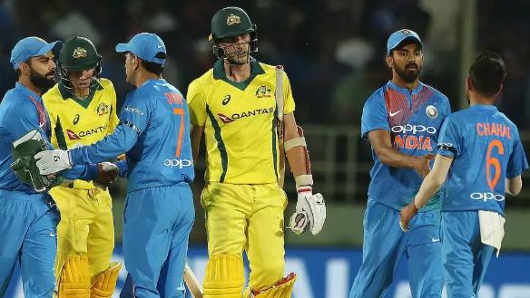 आईसीसी रैंकिंग: ऑस्ट्रेलिया के खिलाफ टी-20 सीरीज हार के बाद भारत को हुआ भारी नुकसान 27