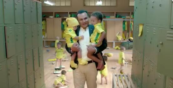 वीडियो : भारत-ऑस्ट्रेलिया सीरीज का प्रोमो देखकर नहीं रुकेगी शाम तक आपकी हंसी