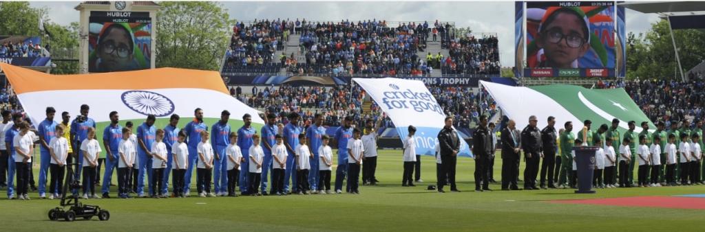 भारत-पाकिस्तान विश्व कप मैच में छाये हुए है संकट के बादल, लेकिन टिकट के लिए आ चुके 4 लाख आवेदन 1